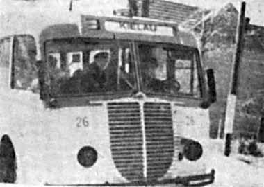 Lata okupacji, 1942 r.: autobus relacjiPlac Kaszubski-Chylonia